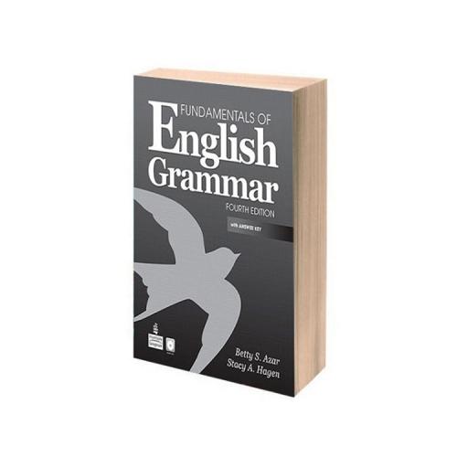 Pearson Education Fundamentals of English Grammar with Answer Key