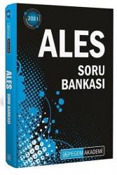 Pegem Akademi Yayıncılık - Pegem Akademi Yayıncılık 2021 ALES Soru Bankası Tüm Adaylar İçin