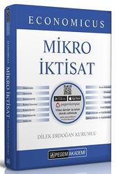 Pegem Akademi Yayıncılık - Pegem Yayınları 2020 KPSS A Grubu Economicus Mikro İktisat Konu Anlatımı