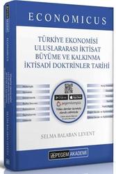 Pegem Akademi Yayıncılık - Pegem Yayınları 2020 KPSS A Grubu Economicus Türkiye Ekonomisi, Uluslararası İktisat, Büyüme ve Kalkınma, İktisadi Doktrinler Tarihi Konu Anlatımı