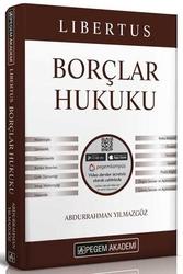 Pegem Akademi Yayıncılık - Pegem Yayınları 2020 KPSS A Grubu Libertus Borçlar Hukuku Konu Anlatımı