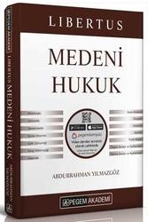 Pegem Akademi Yayıncılık - Pegem Yayınları 2020 KPSS A Grubu Libertus Medeni Hukuk Konu Anlatımı
