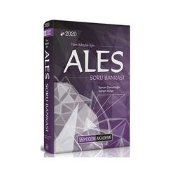 Pegem Akademi Yayıncılık - Pegem Yayınları 2020 ALES Tüm Adaylar için Soru Bankası