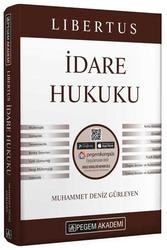 Pegem Akademi Yayıncılık - Pegem Yayınları 2020 KPSS A Grubu Libertus İdare Hukuku Konu Anlatımı