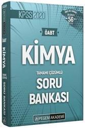 Pegem Akademi Yayıncılık - Pegem Yayınları 2020 ÖABT Kimya Öğretmenliği Tamamı Çözümlü Soru Bankası