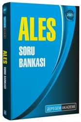 Pegem Akademi Yayıncılık - Pegem Yayınları 2021 ALES Tüm Adaylar için Soru Bankası