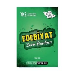 Pegem Akademi Yayıncılık - Pegem Yayınları AYT Edebiyat Soru Bankası