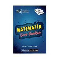Pegem Akademi Yayıncılık - Pegem Yayınları AYT Matematik Soru Bankası