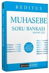 Pegem Akademi Yayıncılık - Pegem Yayınları 2020 KPSS A Grubu Reditus Muhasebe Tamamı Çözümlü Soru Bankası