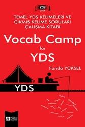 Pegem Akademi Yayıncılık - Pegem Yayınları Vocab Camp for YDS