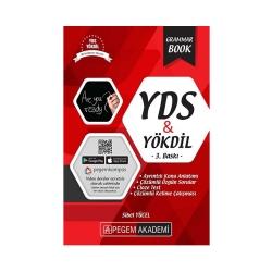 Pegem Akademi Yayıncılık - Pegem Yayınları YDS YÖKDİL Grammar Book