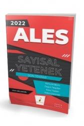 Pelikan Yayıncılık - Pelikan Yayıncılık 2022 ALES Sayısal Yetenek Son Tekrar Konu Anlatımı