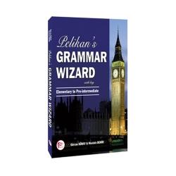 Pelikan Yayıncılık - Pelikan Yayıncılık Pelikan's Grammar Wizard 1 With Key Elementary to Pre-intermediate