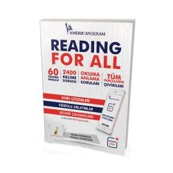 Pelikan Yayıncılık - Pelikan Yayıncılık Reading For All Soru Çözümleri Video Anlatımlar Kelime Çalışmaları