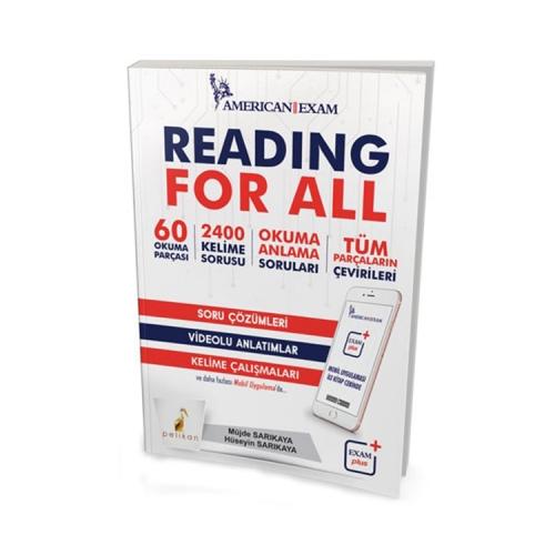 Pelikan Yayıncılık Reading For All Soru Çözümleri Video Anlatımlar Kelime Çalışmaları