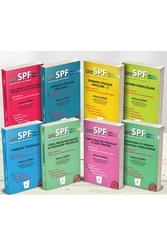 Pelikan Yayıncılık - Pelikan Yayıncılık SPK – SPF Türev Araçlar Lisansı Seti (8 Kitap)