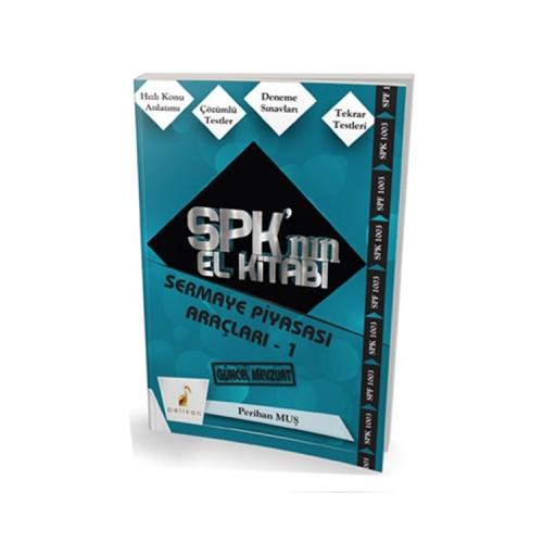 Pelikan Yayıncılık SPK´nın El Kitabı Sermaye Piyasası Araçları - 1