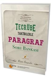 Pelikan Yayıncılık - Pelikan Yayıncılık Tecrübe Taktiklerle Tüm Zamanların Tüm Sınavları İçin Paragraf Soru Bankası