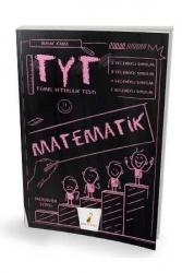 Pelikan Yayıncılık - Pelikan Yayıncılık TYT Matematik Merdiven Serisi Soru Bankası