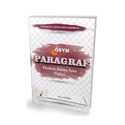 Pelikan Yayıncılık - Pelikan Yayıncılık YKS Paragraf Eksiksiz Bütün Soru Tipleri