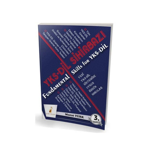 Pelikan Yayıncılık YKSDİL Sihirbazı Fundamental Skills for YKS-DİL