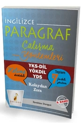 Pelikan Yayıncılık - Pelikan Yayıncılık YKSDİL YÖKDİL YDS İngilizce Kalıcı Paragraf Çözme Yöntemleri 2. Baskı
