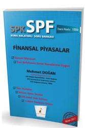 Pelikan Yayıncılık - Pelikan Yayınevi SPK - SPF Finansal Piyasalar Konu Anlatımlı Soru Bankası 1006