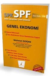 Pelikan Yayıncılık - Pelikan Yayınevi SPK - SPF Genel Ekonomi Konu Anlatımlı Soru Bankası 1008
