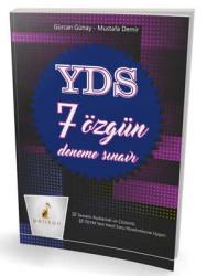 Pelikan Yayıncılık - Pelikan Yayınları 2017 YDS 7 Özgün Deneme Tamamı Açıklamalı ve Çözümlü