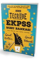 Pelikan Yayıncılık - Pelikan Yayınları 2020 EKPSS Genel Yetenek Genel Kültür Tecrübe Dijital Çözümlü Soru Bankası