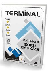 Pelikan Yayıncılık - Pelikan Yayınları 2020 KPSS DGS ALES Terminal Matematik Çözümlü Soru Bankası