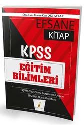 Pelikan Yayıncılık - Pelikan Yayınları 2020 KPSS Eğitim Bilimleri Efsane Kitap Konu Anlatımlı