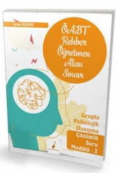 Pelikan Yayıncılık - Pelikan Yayınları 2020 ÖABT Rehber Öğretmenliği Grupla Psikolojik Danışma Çözümlü Soru Modülü 2