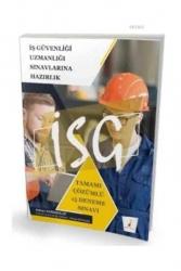 Pelikan Yayıncılık - Pelikan Yayınları 2021 İSG İş Güvenliği Uzmanlığı Sınavı Tamamı Çözümlü 15 Deneme Sınavı