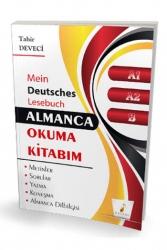 Pelikan Yayıncılık - Pelikan Yayınları Almanca Okuma Kitabım A1 - A2 - B Seviyesi
