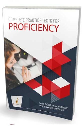 Pelikan Yayınları Complete Practice Tests For Proficiency