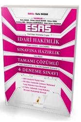 Pelikan Yayıncılık - Pelikan Yayınları Esas İdari Hakimlik Sınavına Hazırlık Tamamı Çözümlü 4 Deneme Sınavı