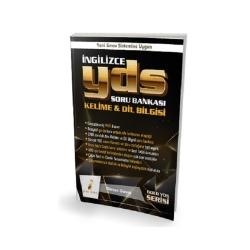 Pelikan Yayıncılık - Pelikan Yayınları Gold Serisi İngilizce YDS Soru Bankası Kelime & Dilbilgisi