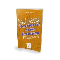 Pelikan Yayıncılık - Pelikan Yayınları İleri Seviye Paragraf Soru Bankası