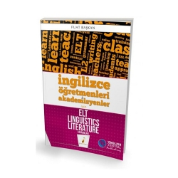 Pelikan Yayıncılık - Pelikan Yayınları İngilizce Öğretmenleri ve Akademisyenler için ELT Linguistics Literature