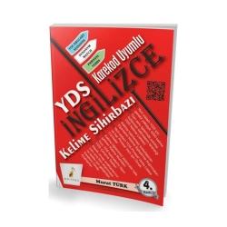 Pelikan Yayıncılık - Pelikan Yayınları İngilizce YDS Kelime Sihirbazı