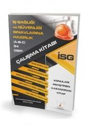 Pelikan Yayıncılık - Pelikan Yayınları İSG İş Sağlığı ve Güvenliği Çalışma Kitabı