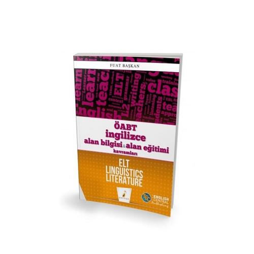 Pelikan Yayınları ÖABT İngilizce Alan Bilgisi ve Alan Eğitim Kavramları