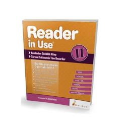 Pelikan Yayıncılık - Pelikan Yayınları Reader in Use 2