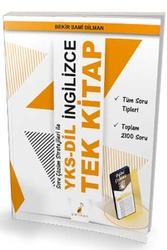 Pelikan Yayıncılık - Pelikan Yayınları Soru Çözüm Stratejileri ile YKS-DİL İngilizce Dijital Çözümlü Tek Kitap