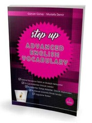 Pelikan Yayıncılık - Pelikan Step Up Advanced English Vocabulary