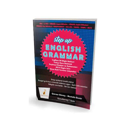 Pelikan Yayınları Step Up English Grammar
