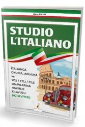 Pelikan Yayıncılık - Pelikan Yayınları Studio L'italiano A2 Seviyesi