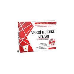 Pelikan Yayıncılık - Pelikan Yayınları Tablolar ve Örneklerle Vergi Hukuku Atlası
