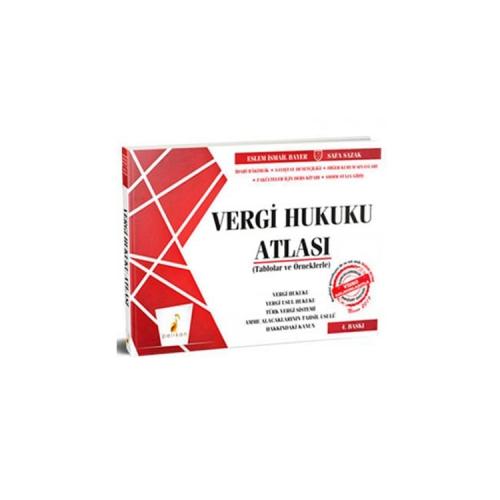 Pelikan Yayınları Tablolar ve Örneklerle Vergi Hukuku Atlası